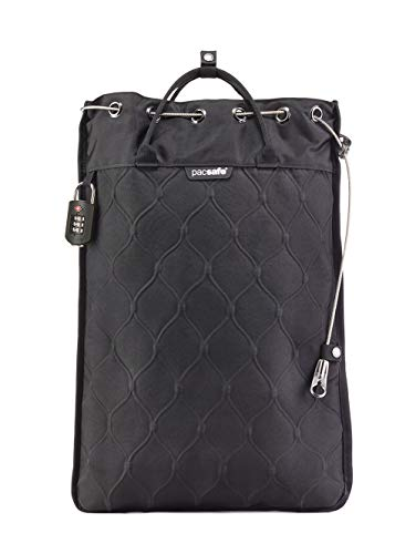 PacSafe Travelsafe 12L GII portable safe Umhängetasche, 52 cm, 12 liters,...