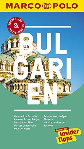 MARCO POLO Reiseführer Bulgarien: Reisen mit Insider-Tipps. Inkl. kostenloser...