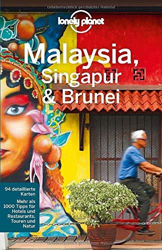 Lonely Planet Reiseführer Malaysia, Singapur & Brunei