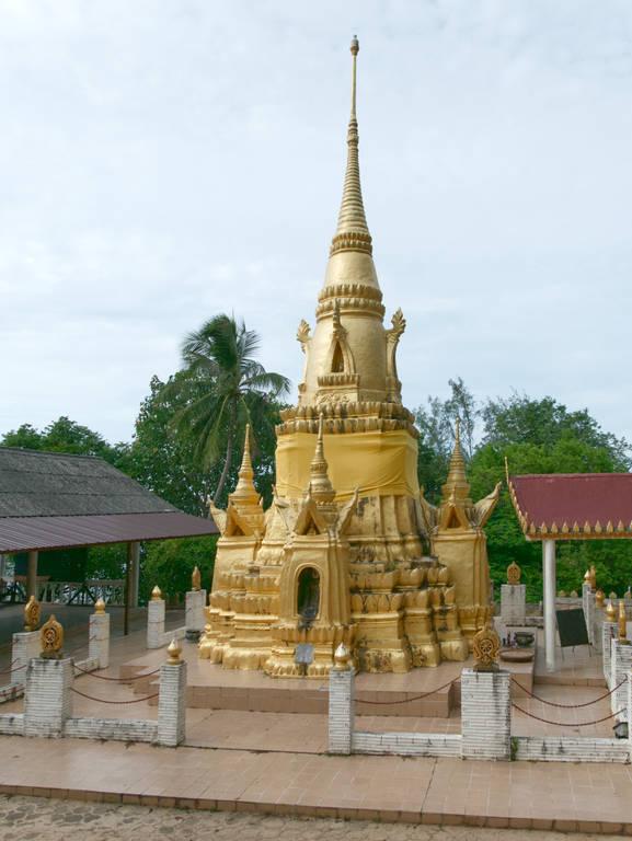 Wat-Ratchathammaram-Tempel-Pagode