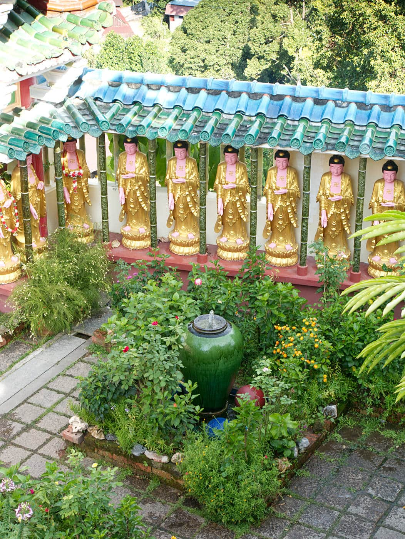 Kek-Lok-Si-Tempel-Garten