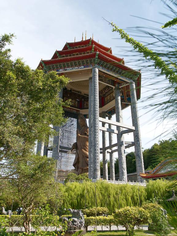 Kek-Lok-Si-Tempel-Kuan-Yin-Statue