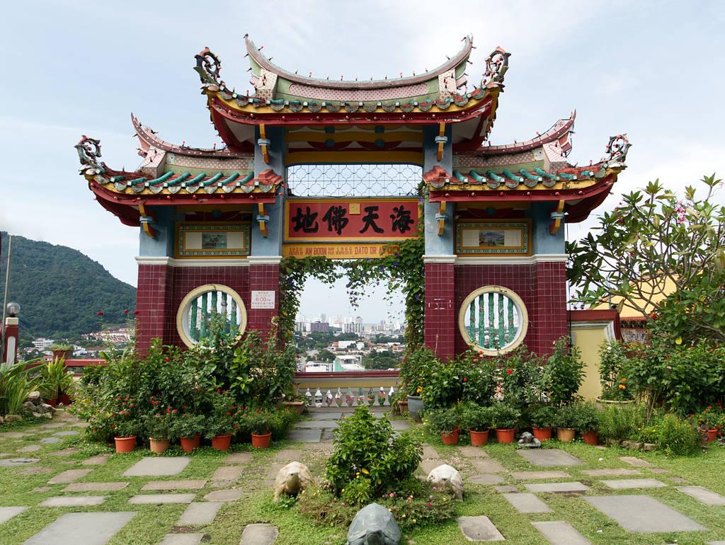 Kek-Lok-Si-Tempel-Malaysia
