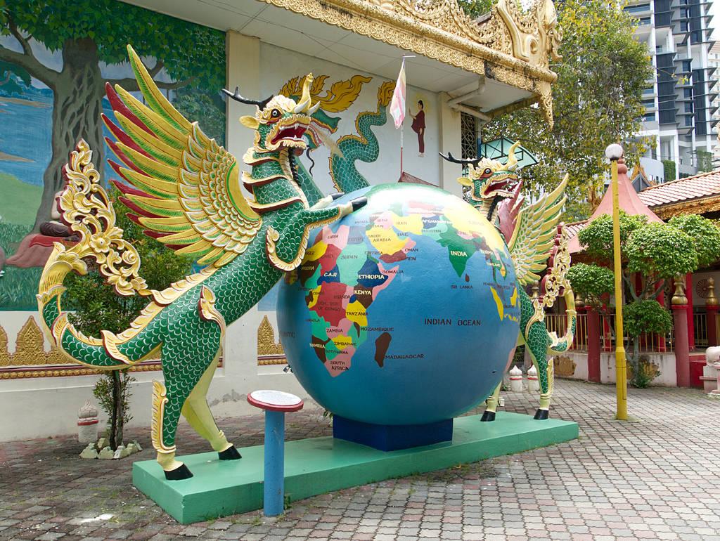 Dhammikarama-Burmese-Tempel-Penang