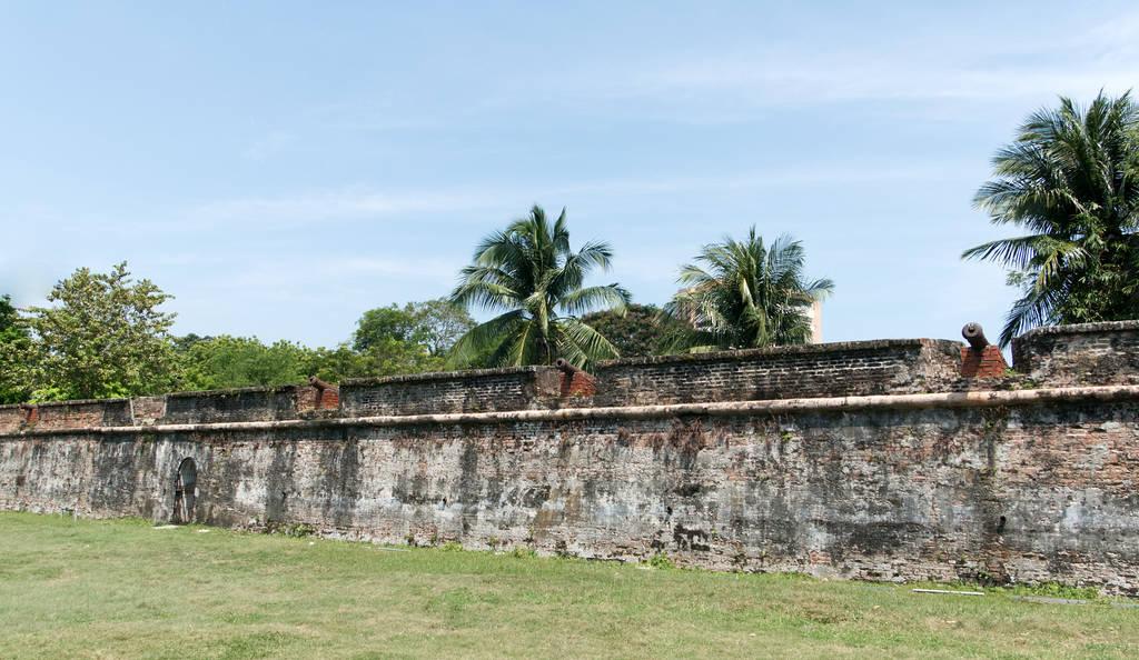 Penang-Fort-Cornwallis
