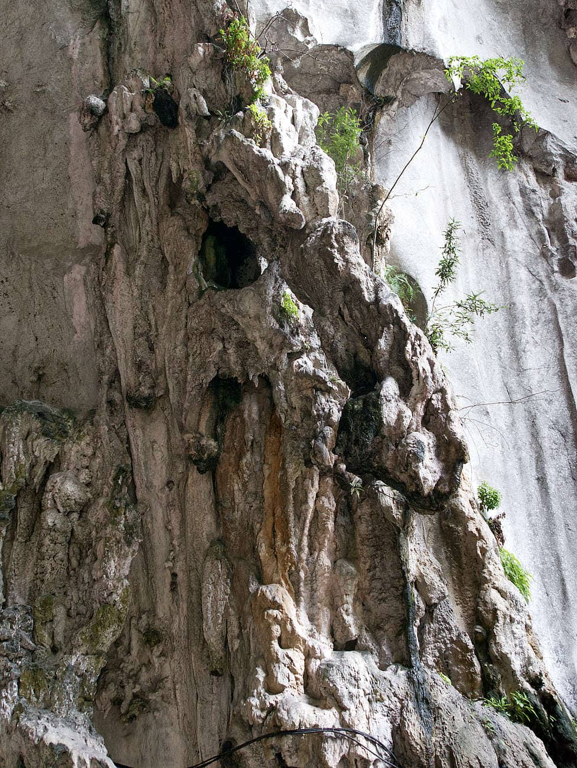 Batu-Caves-Kalksteinformation