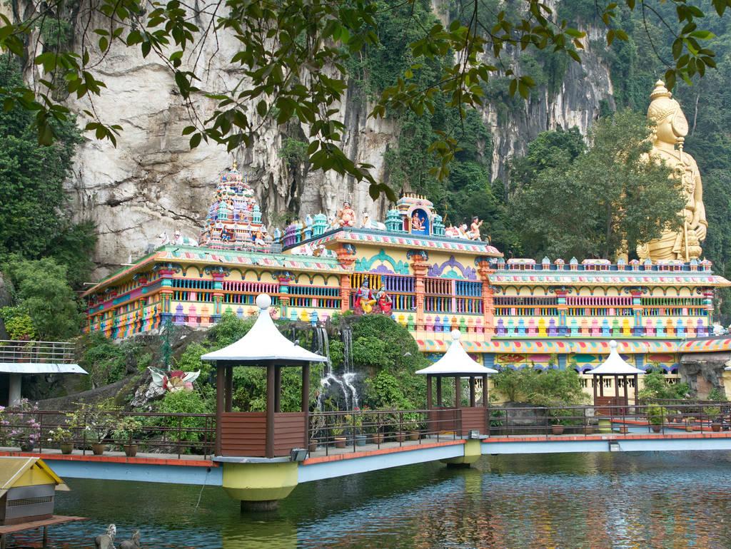 Batu Caves Tempelanlage