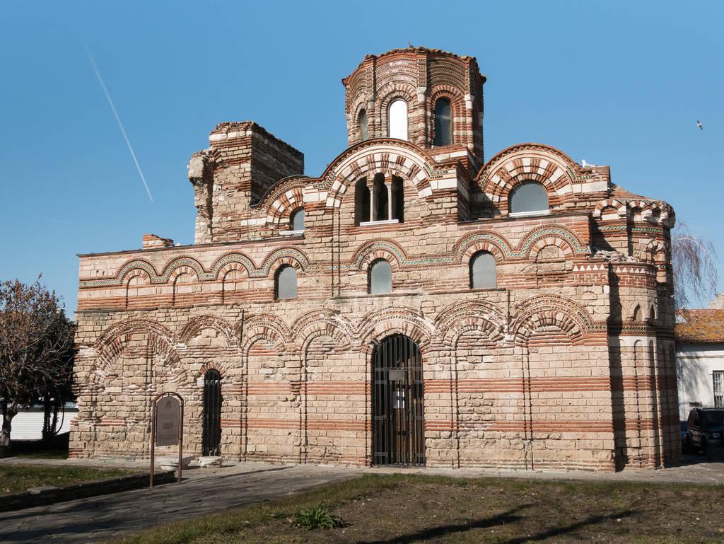 Christus-Pantakrator-Kirche-Nessebar