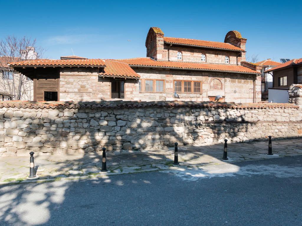 Kirche-Sveti-Stefan-Nessebar