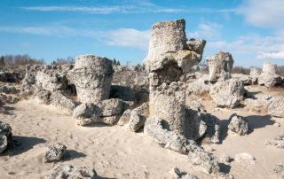 Stone Forest Bulgarien - Pobiti Kamani