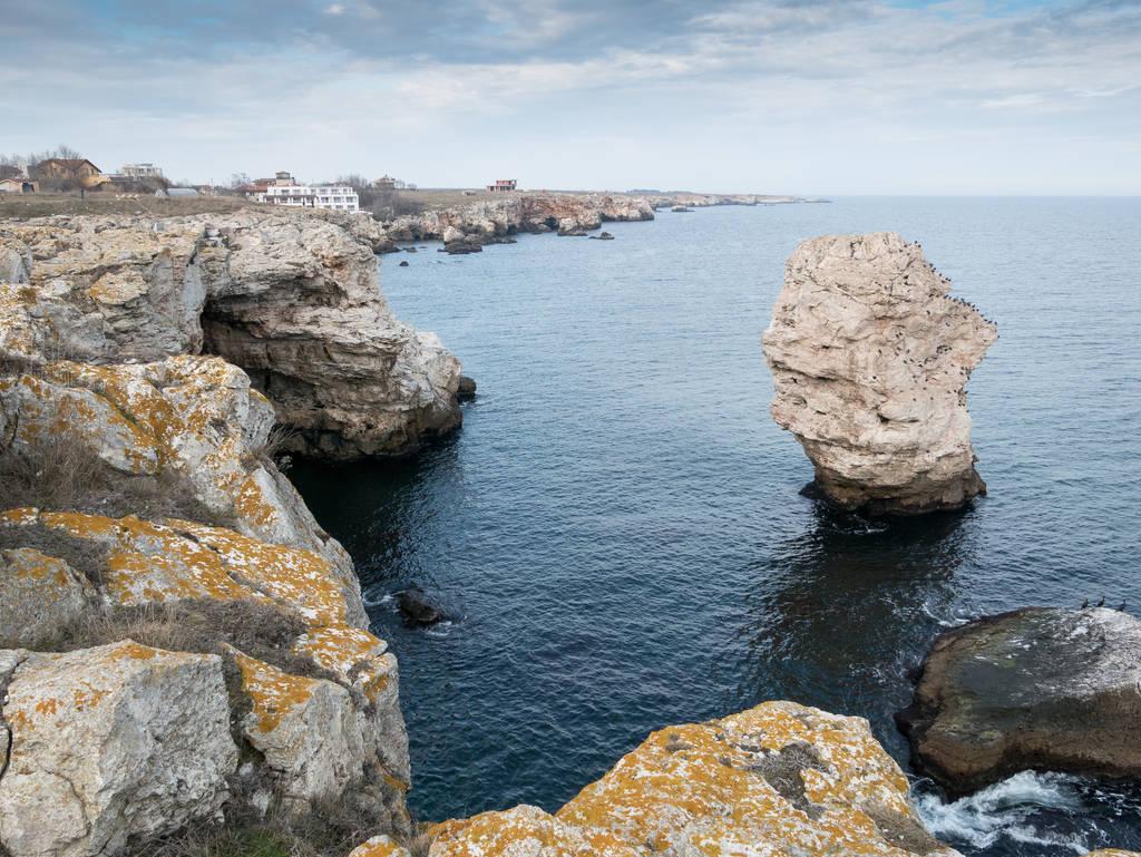Tuylenovo-Cliffs-Bulgarien