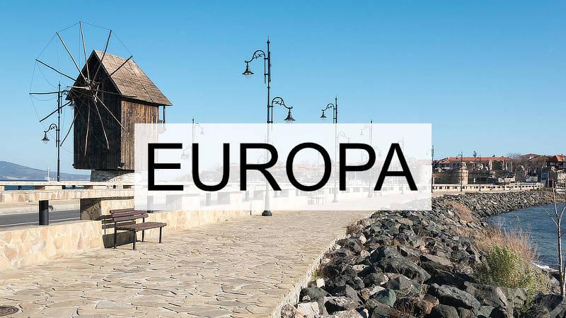 Reiseziel Europa