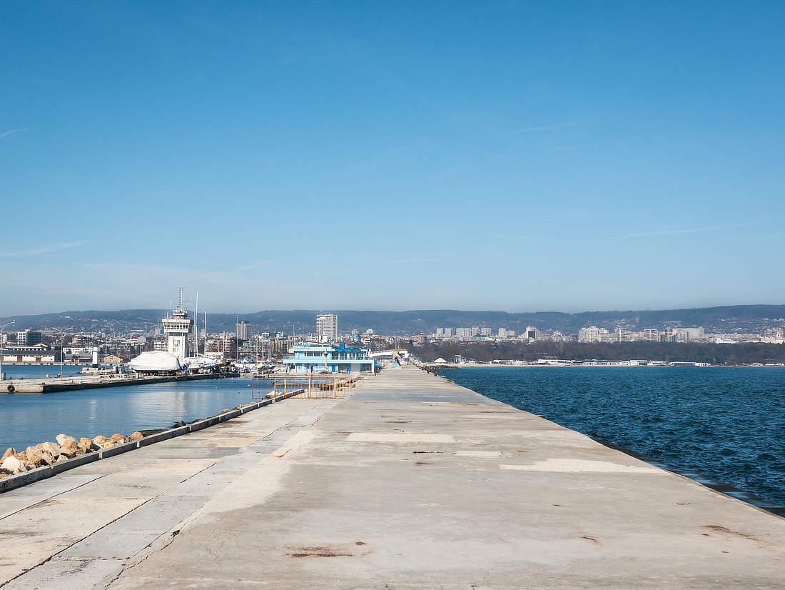 Hafen Varna