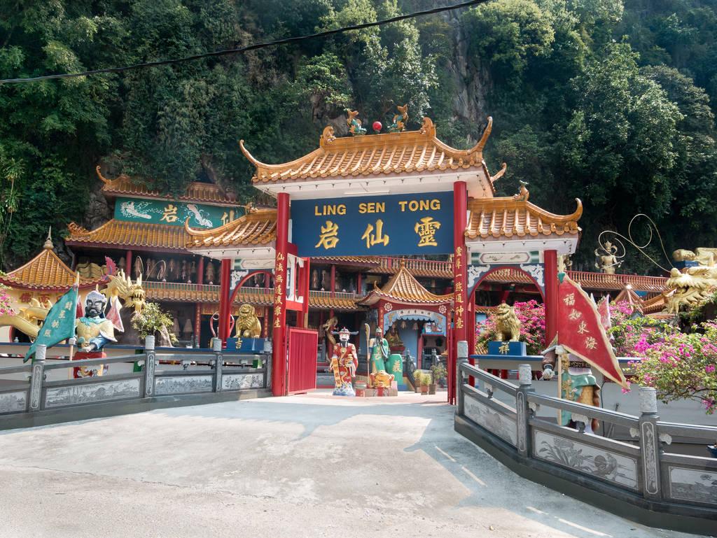 Ling Sen Tong Tempel Ipoh