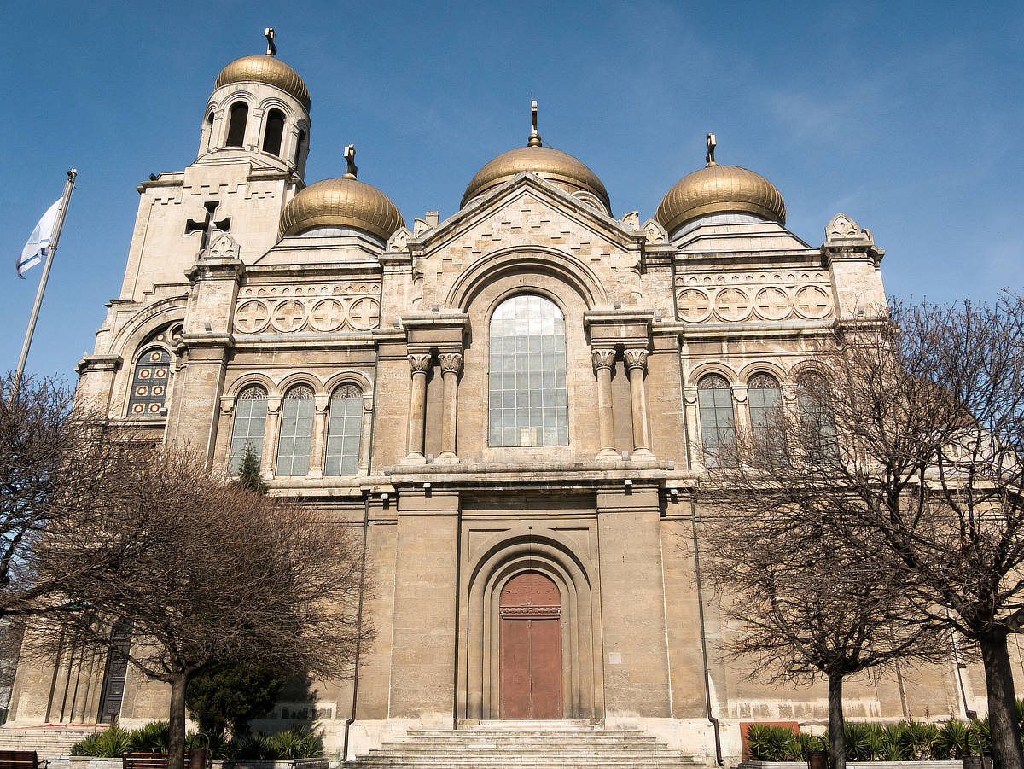 Muttergottes-Kathedrale-Varna