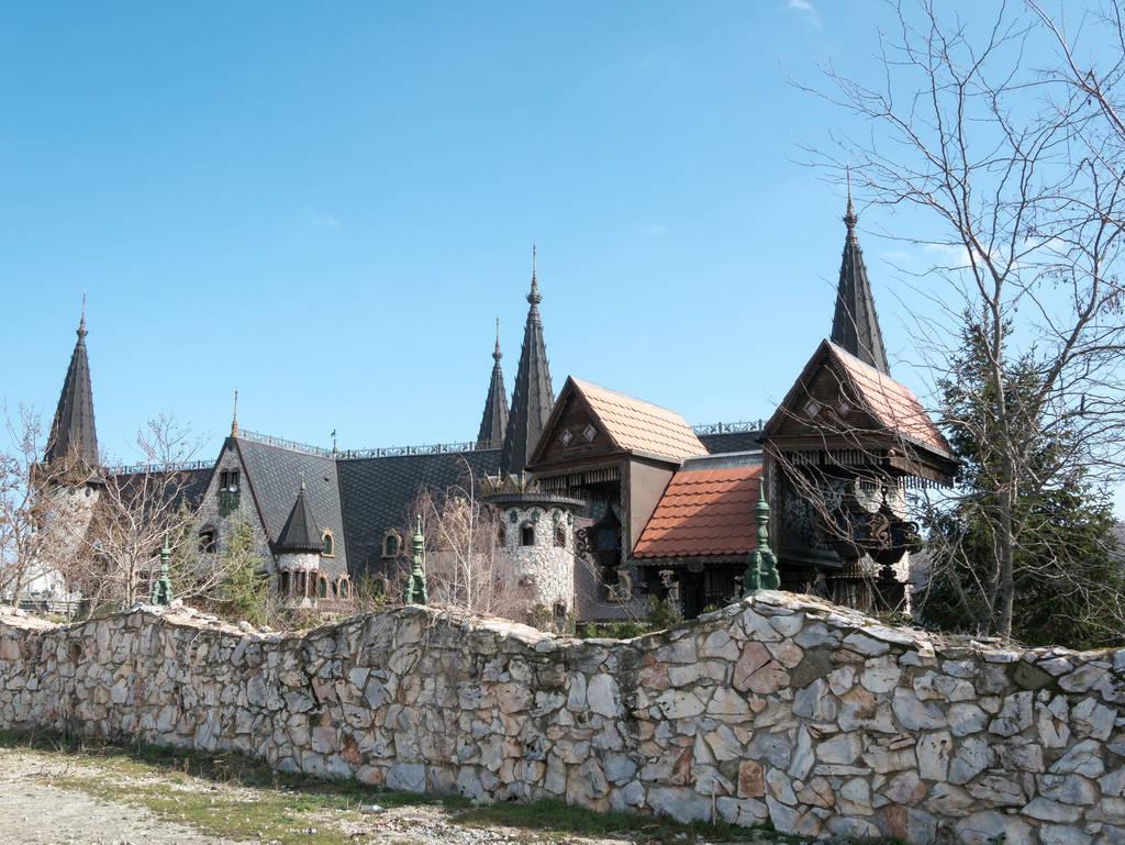 Schloss von Ravadinovo