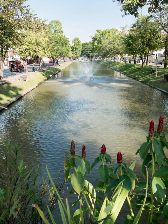 Chiang Mai Altstadt Fluss
