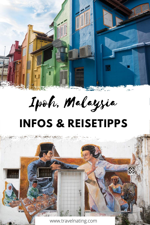 Ipoh Reisetipps - Pinterest Pin