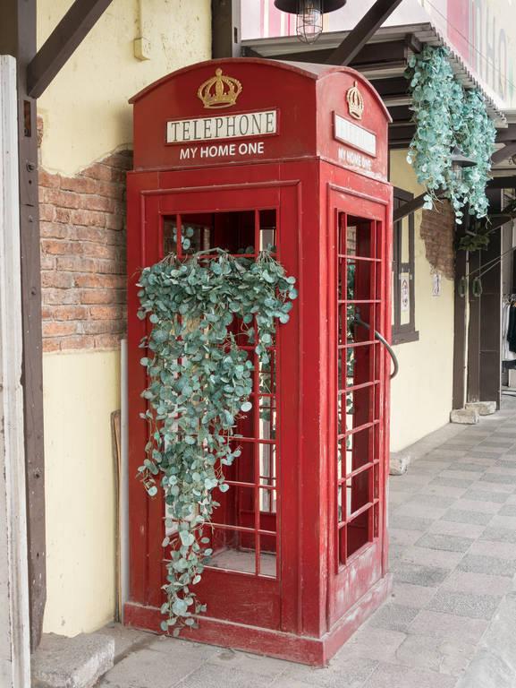 Ipoh Telefonzelle