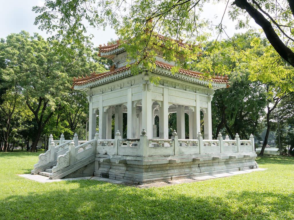 Lumphini Park Bangkok Thailand