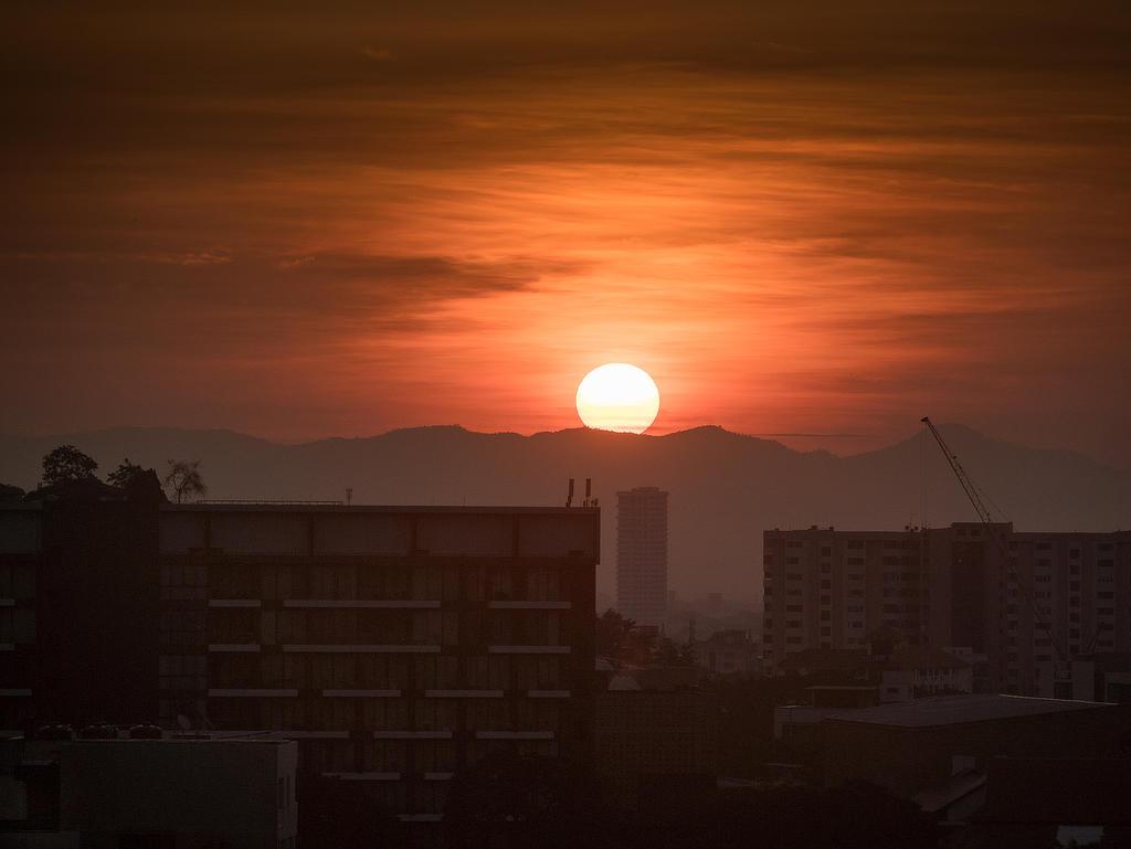 Sonnenaufgang Chiang Mai