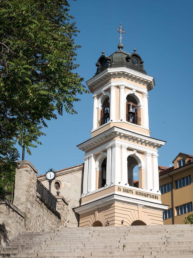 Kirche der Heiligen Muttergottes Plovdiv