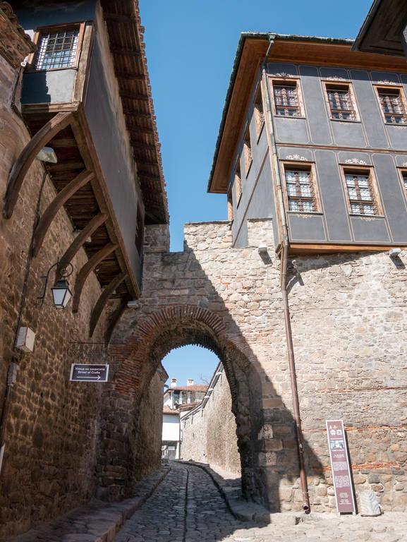 Plovdiv Stadttor Hisar Kapija