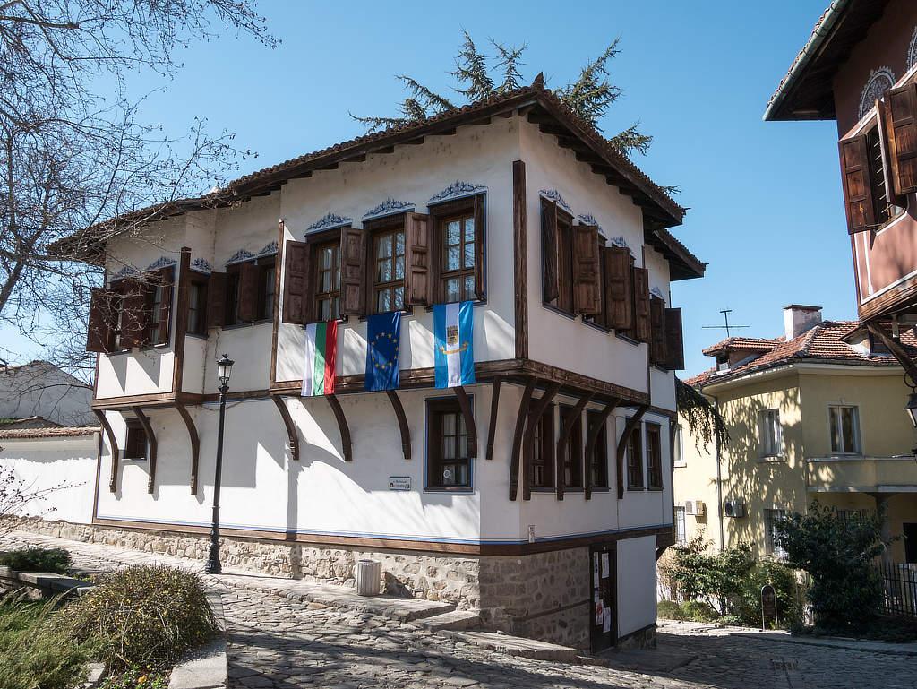 Plovdiv Wiedergeburtshaus