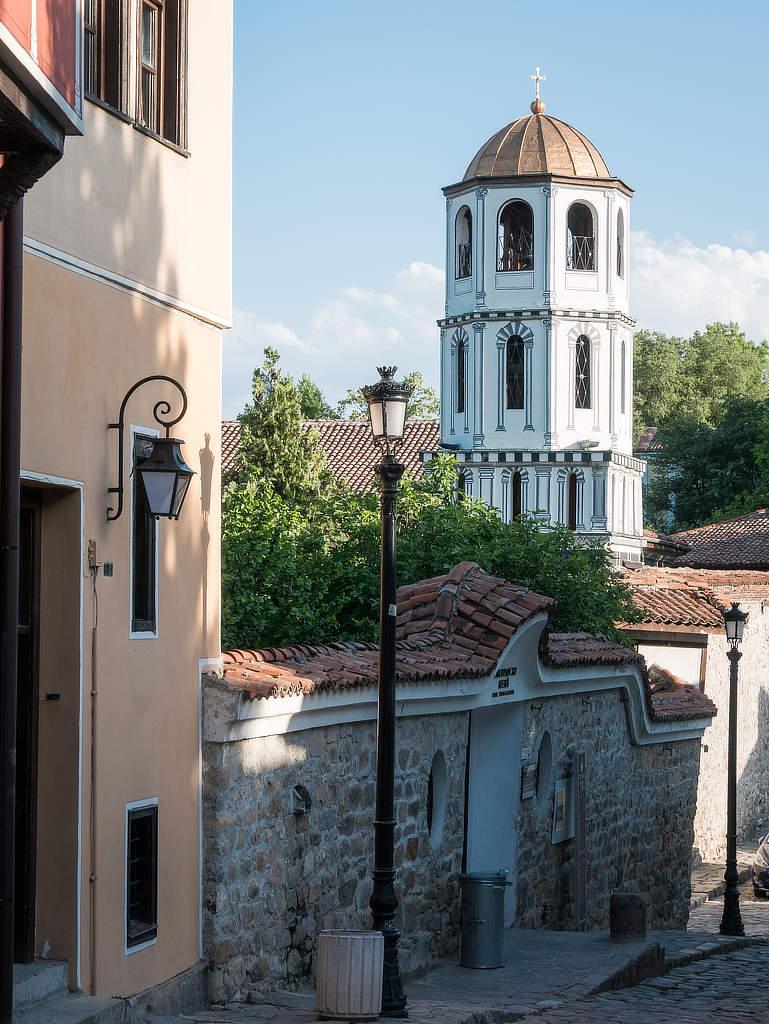 Sveti Konstantin i Elena Kirche Plovdiv