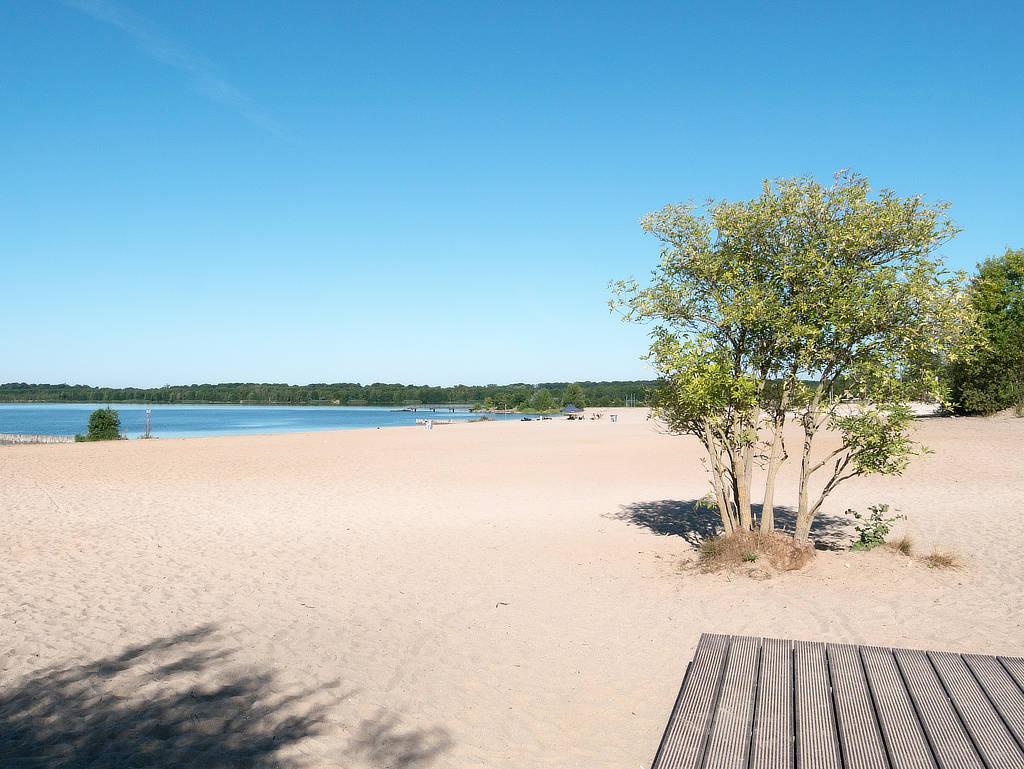 Cospudener See - Strand
