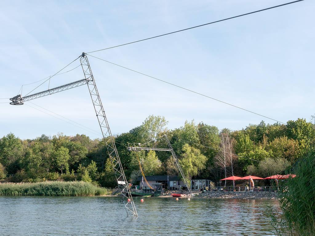 Wasserski Anlage Kulkwitzer See