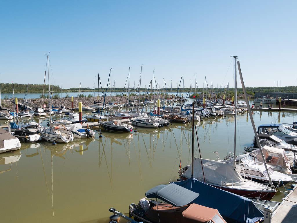 Zwenkauer Hafen