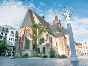 Nikolaikirche Leipzig Sehenswürdigkeiten