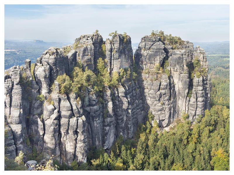 Sächsische Schweiz in Deutschland - Reiseziele