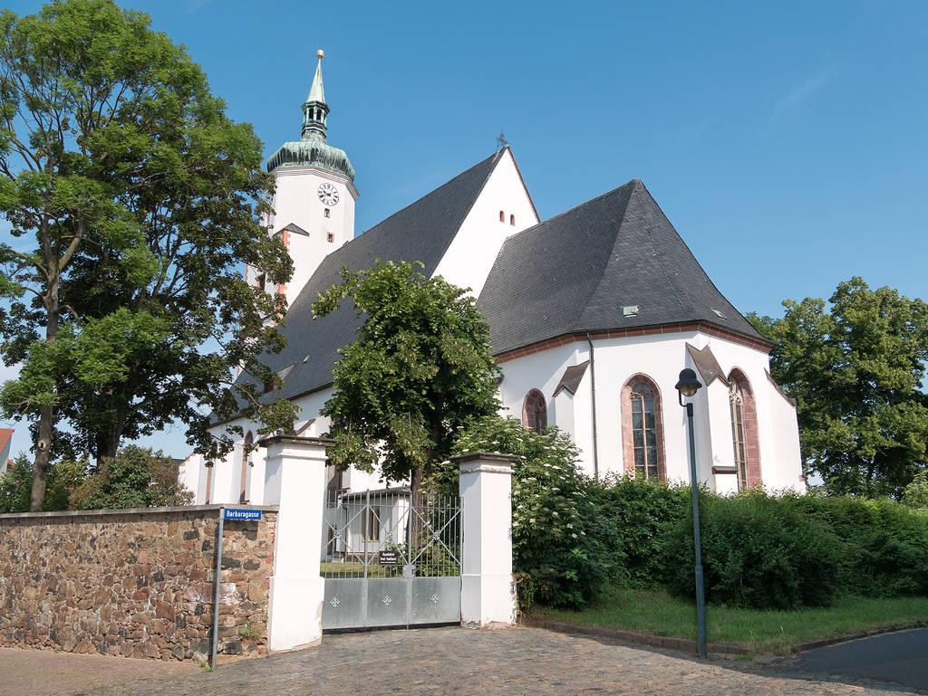 Stadtkirche St. Wenceslai