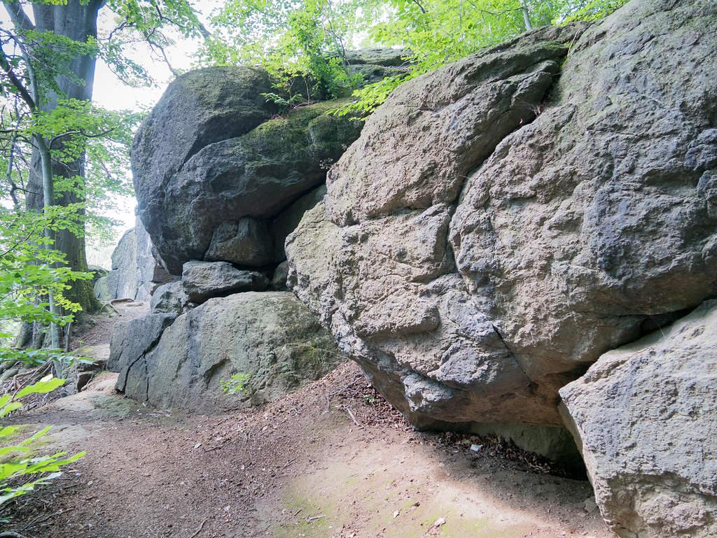 Weg zur Bärenhöhle