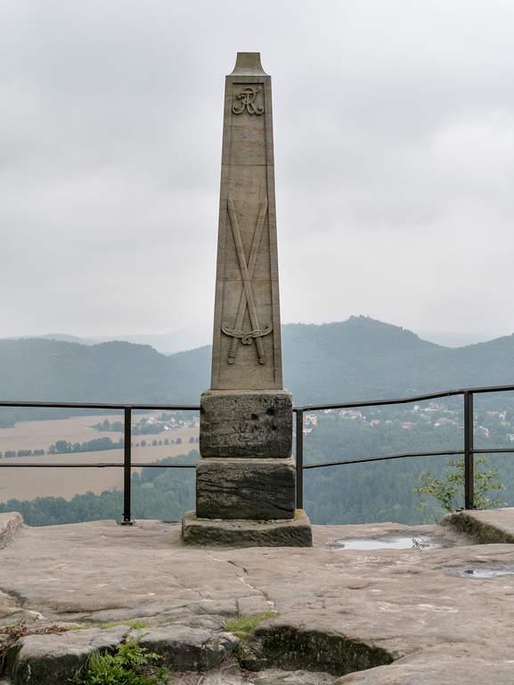 Obelisk für August den Starken