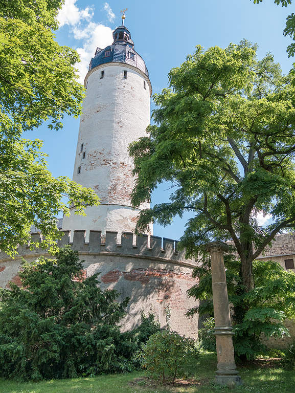 Schloss Altenburg - Hausmannsturm