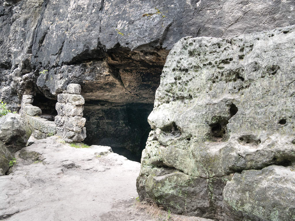 Eingang Lichterhöhle